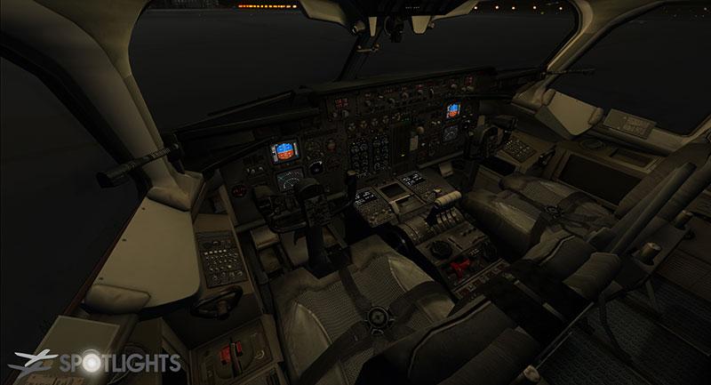 Spotlights – Flight Sim Labs, Ltd