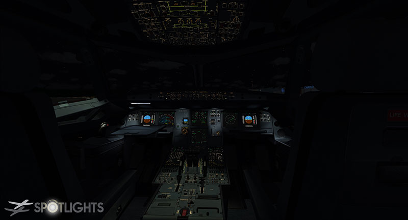 Spotlights – Flight Sim Labs, Ltd
