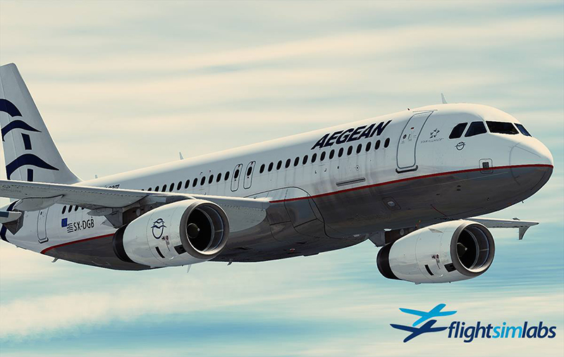 A320-X – Flight Sim Labs, Ltd