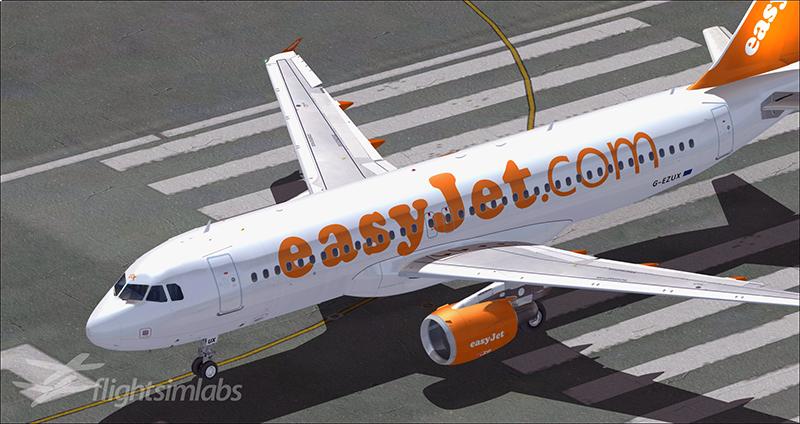 A320-X – Flight Sim Labs, Ltd
