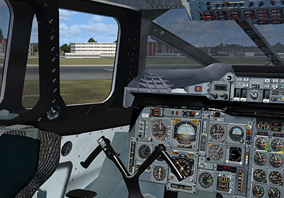 Concorde-X – Flight Sim Labs, Ltd