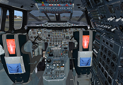 Concorde-X – Flight Sim Labs, Ltd