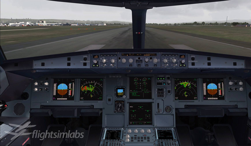 A320 X Flight Sim Labs Ltd